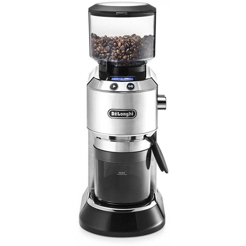 DeLonghi KG521.M Dedica kahvimylly LCD-näytöllä