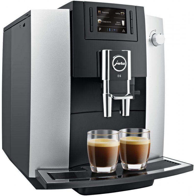 Jura E6 kahviautomaatti