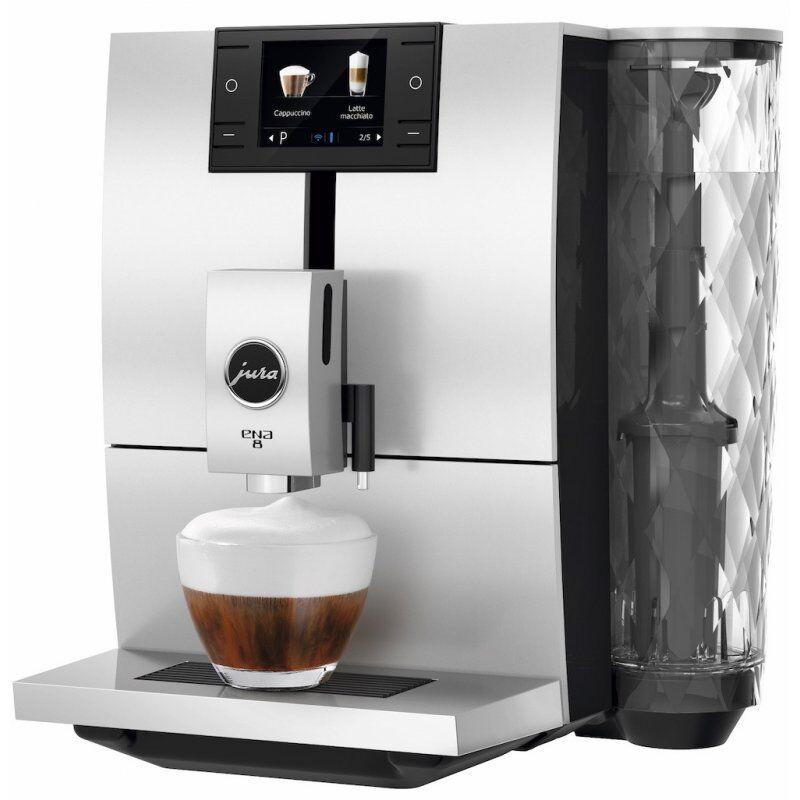 Jura ENA 8 Metropolitan Black kahviautomaatti