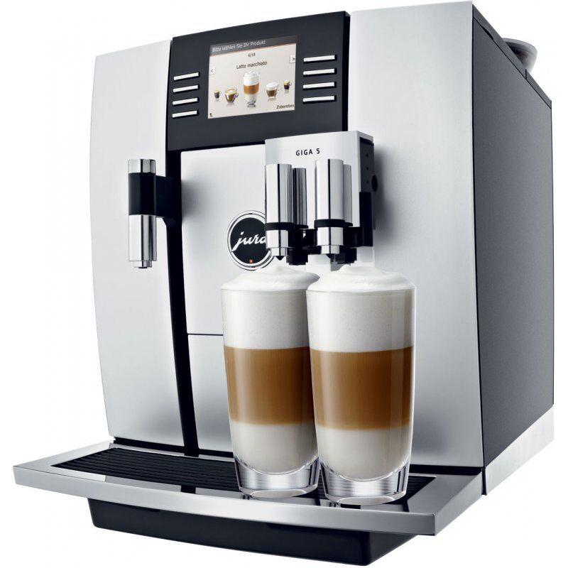 Jura GIGA 5 Aluminium kahviautomaatti