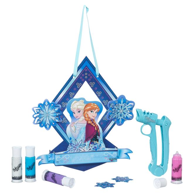 Play-Doh Vinci Frozen Door Sign