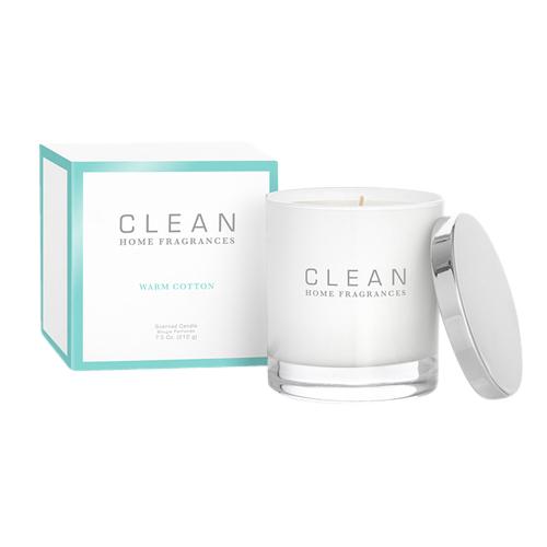 Clean Home Fragrances Warm Cotton Candle -tuoksukynttilä