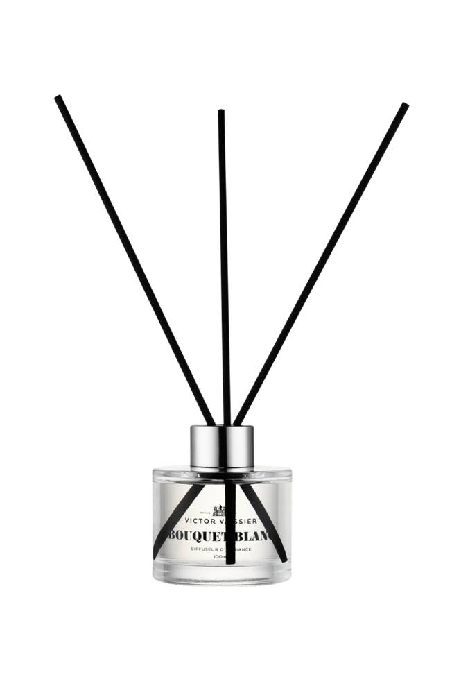 Victor Vaissier Room Diffuser Bouquet Blanc 100 ml
