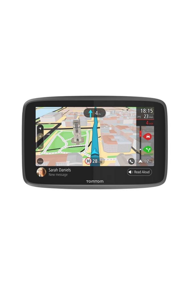TomTom GO6200 WORLD Lifetime map wifi