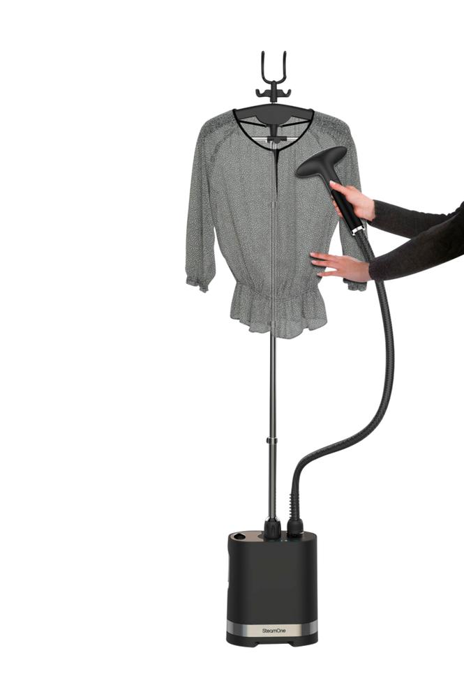 SteamOne Textil Steamer -höyrysilitysasema