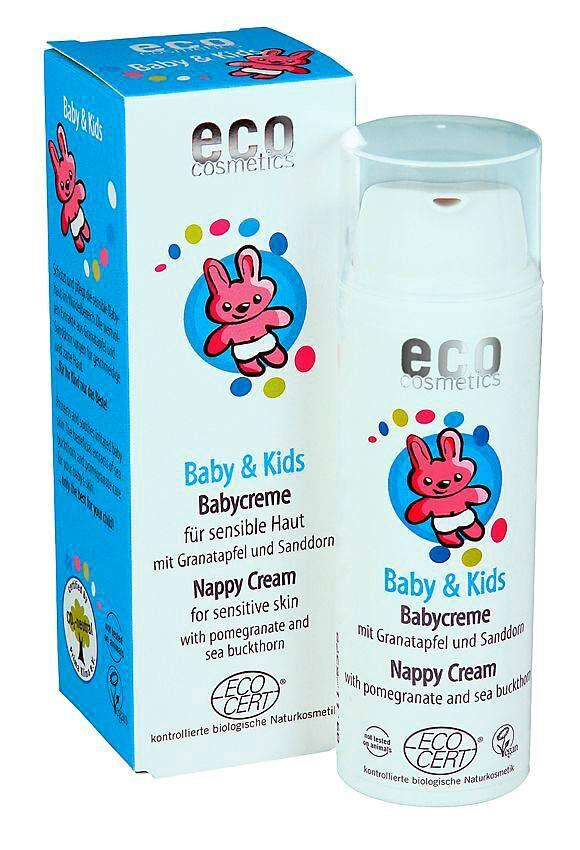 Eco Cosmetics Vauvan hoitovoide, 50 ml, luomu