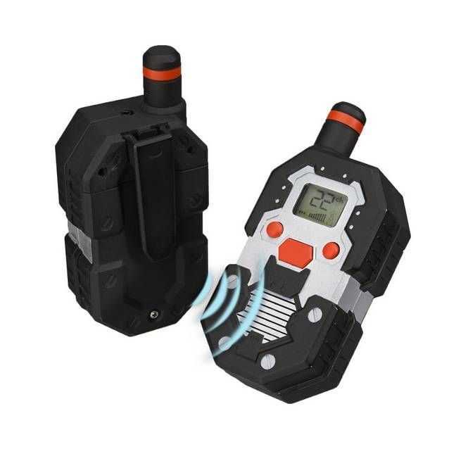 SpyX Walkie Talkie Long Distance