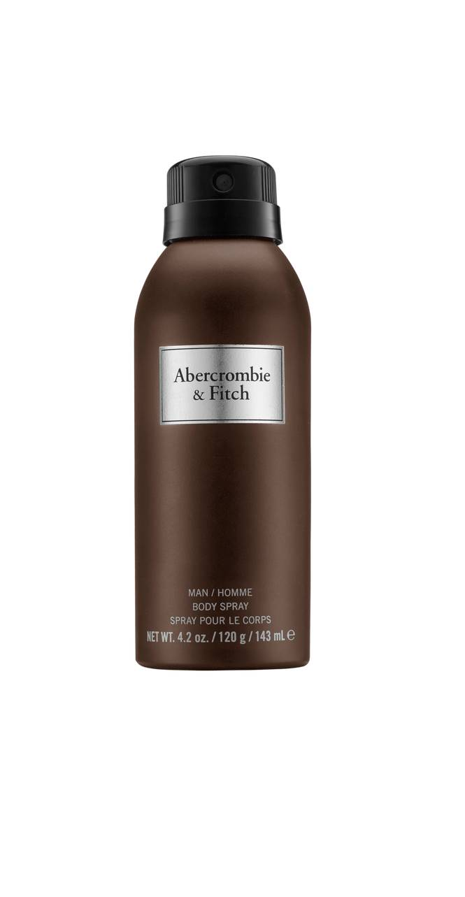 Abercrombie & Fitch First Instinct Body Spray 120 g