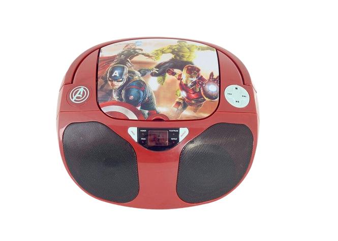 marvel avengers CD-soitin