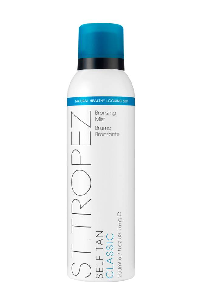 St.Tropez Self Tan Bronzing Spray 200 ml