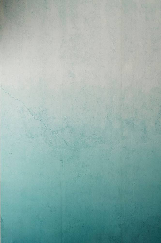 Wallpaper by ellos Macy-taustatapetti, petrolinsininen