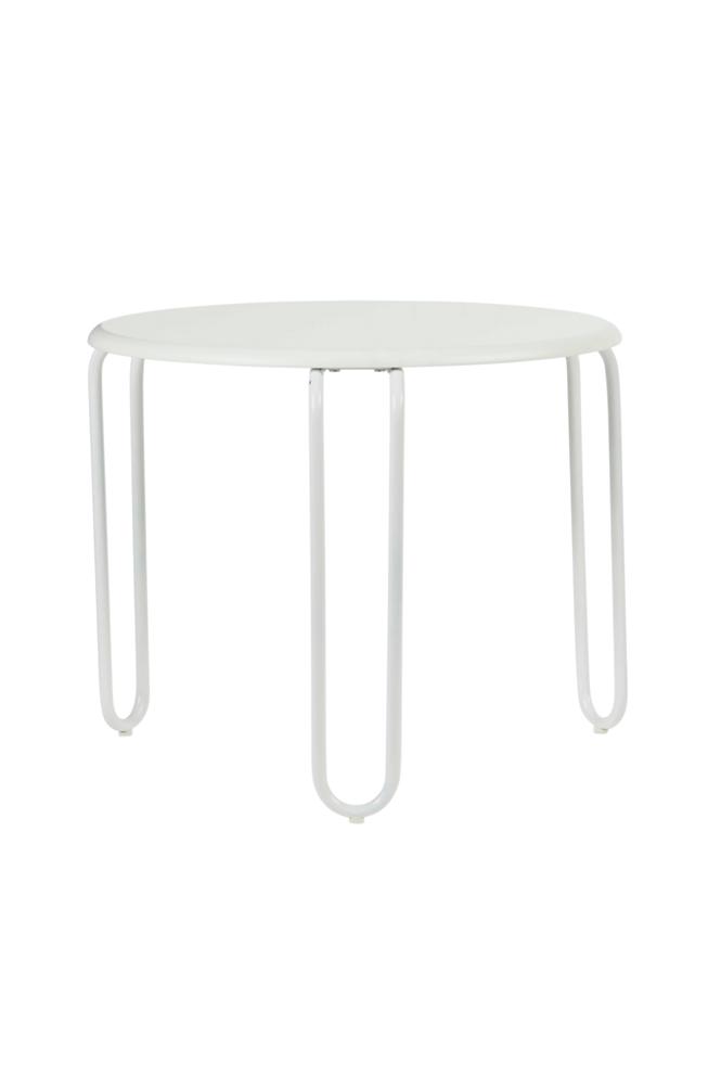 Kids Concept Linus-pöytä, valkoinen