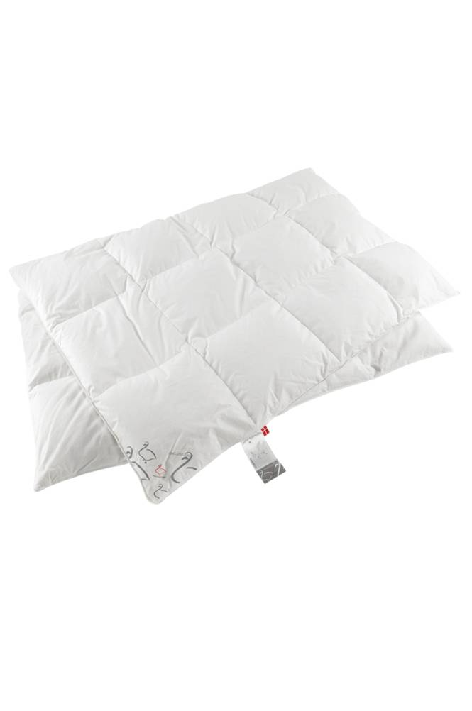 Ringsted Dun Untuvapeitto kapeaan sänkyyn, lämmin, 150x210 cm