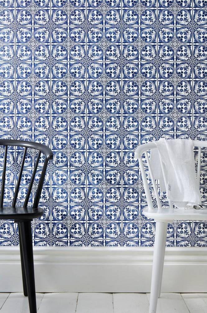 Wallpaper by ellos Cordia-tapetti