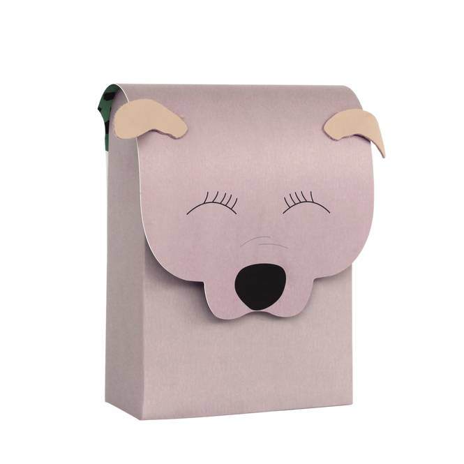 DUDE Packaging Elsa M -säilytyslaatikko/lahjapakkaus