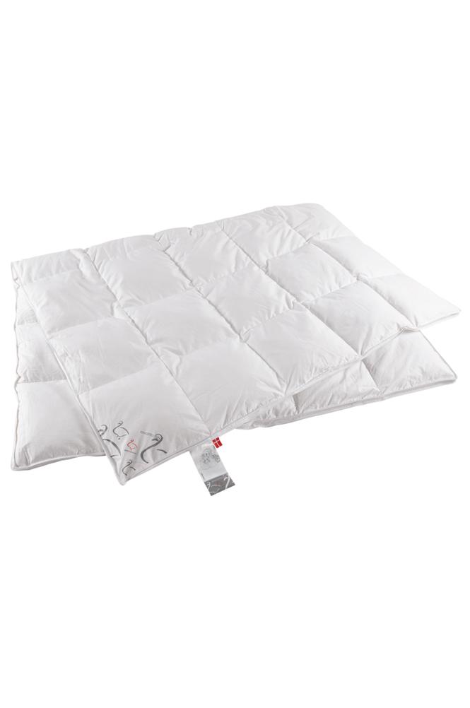 Ringsted Dun Ylellinen untuvapeitto kapeaan sänkyyn, Medium, 150x210 cm