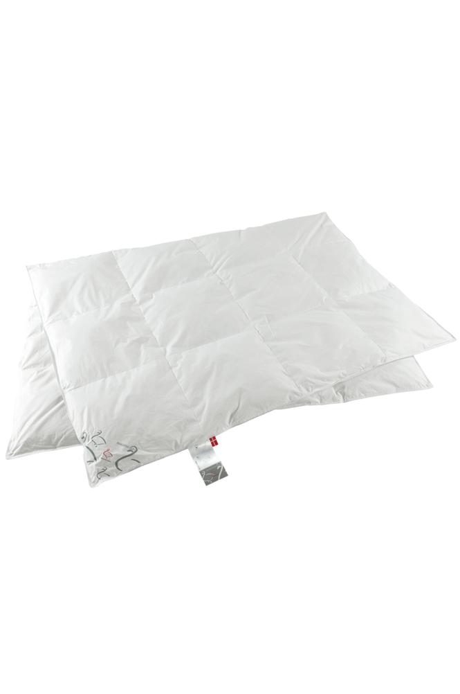 Ringsted Dun Untuvapeitto kapeaan sänkyyn, viileä, 150x210 cm