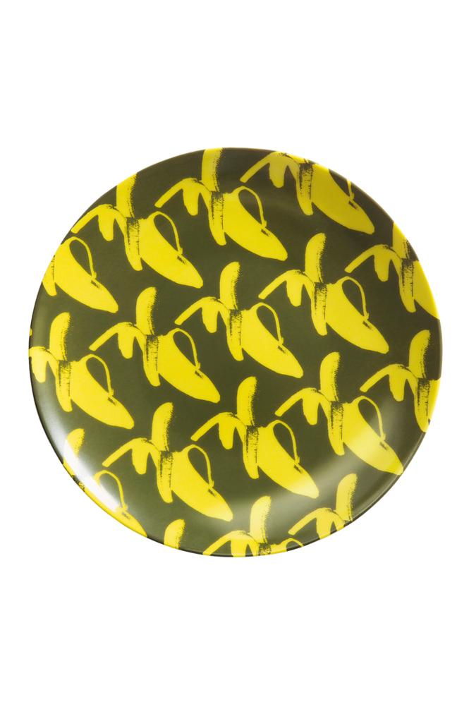 Studio Lisa Bengtsson Yellow Fellow -lautanen