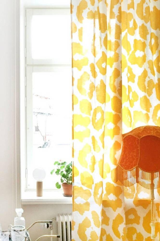 Studio Lisa Bengtsson Cleo-verhot, 2/pakk., keltainen