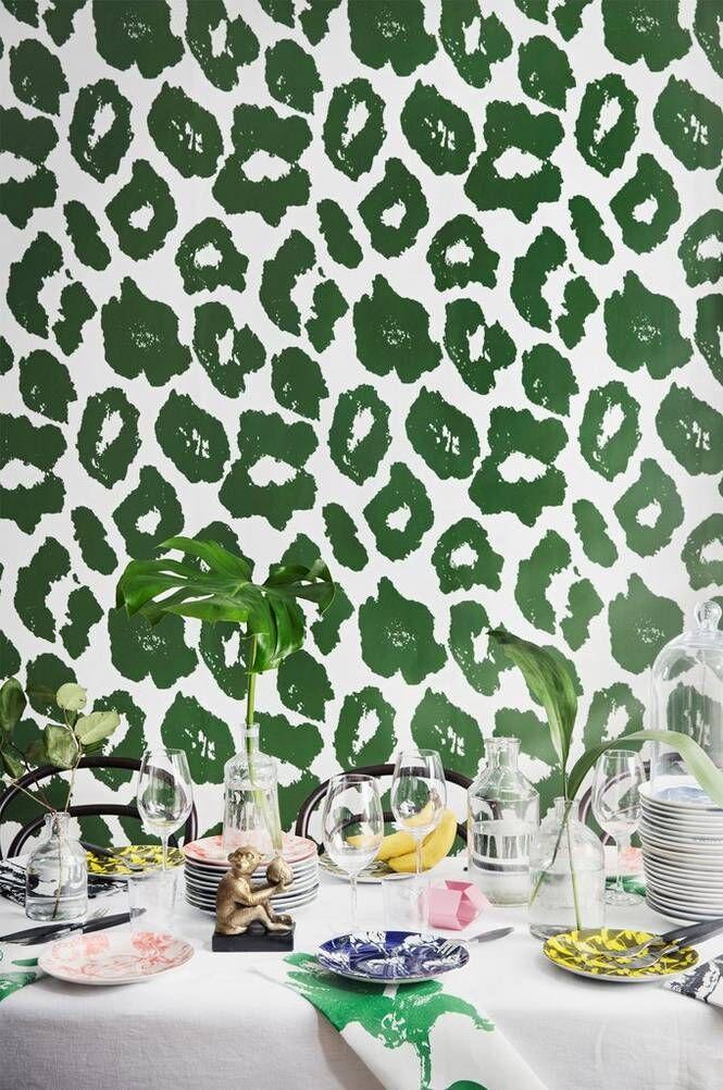 Studio Lisa Bengtsson Cleo-paperitapetti