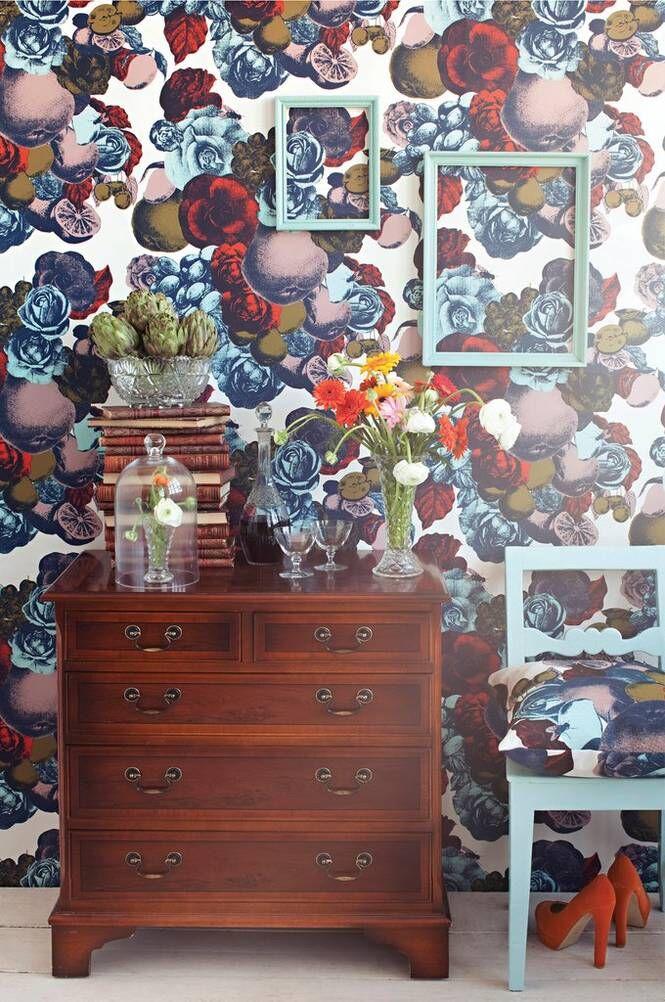 Studio Lisa Bengtsson Boudoir-paperitapetti