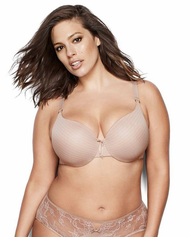 Ashley Graham The Icon -T-paitaliivit