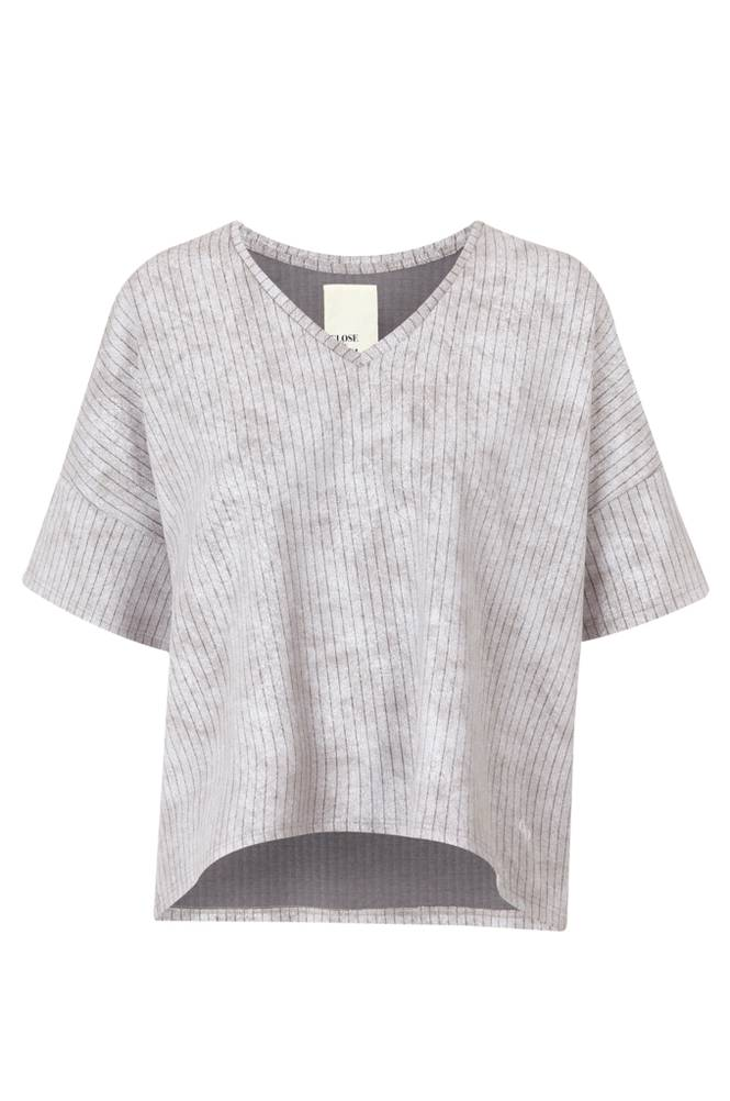 CLOSE by DENIM The Boxy Top