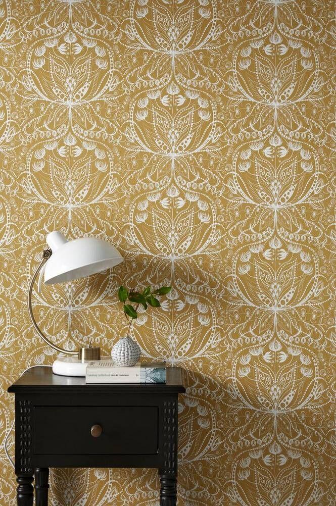 Wallpaper by ellos Anna-Lisa-tapetti