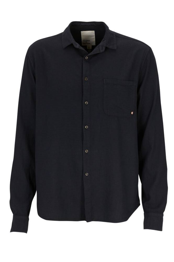 CLOSE by DENIM The Indigo Washed Shirt