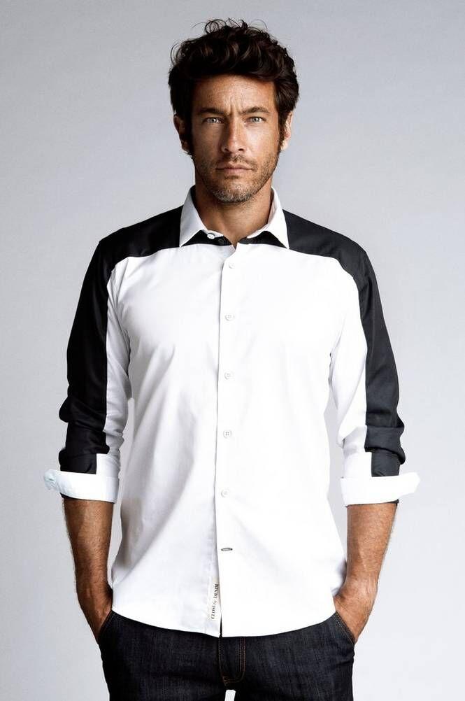 CLOSE by DENIM The Paneled Shirt