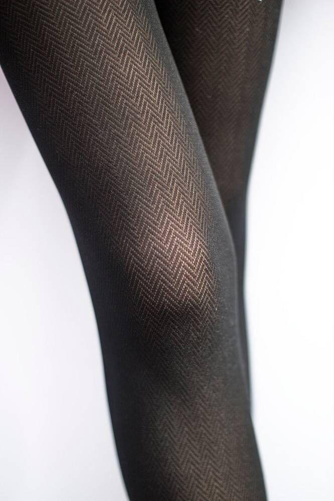 Swedish Stockings Nina Fishbone sukkahousut, 40 den