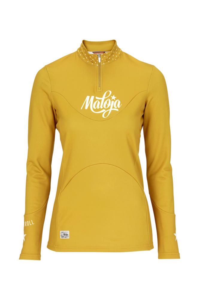 Maloja Tekninen CorvallisM shirt -pusero
