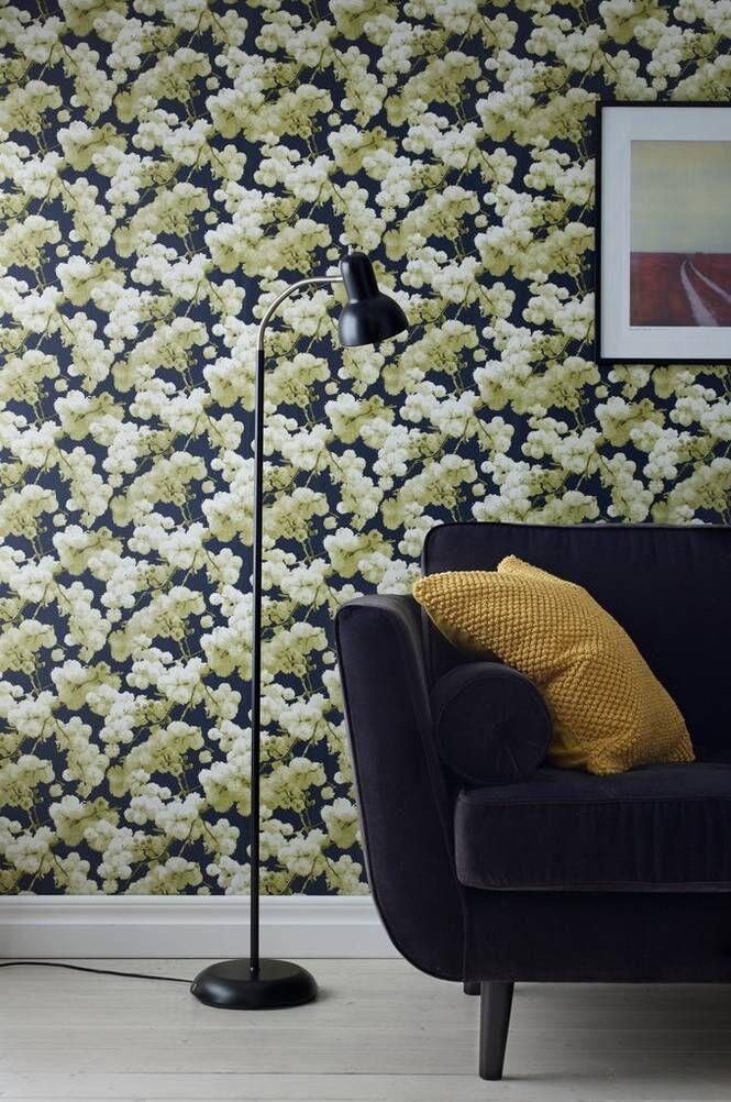 Wallpaper by ellos Edvina-tapetti