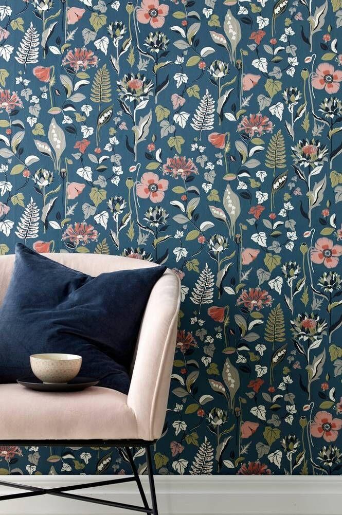 Wallpaper by ellos Svea-tapetti