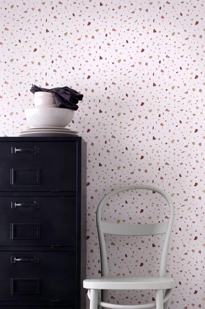 Wallpaper by ellos Florens-tapetti