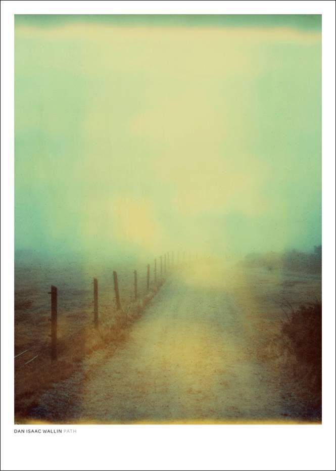 Dan Isaac Wallin Path-juliste 50x70 cm