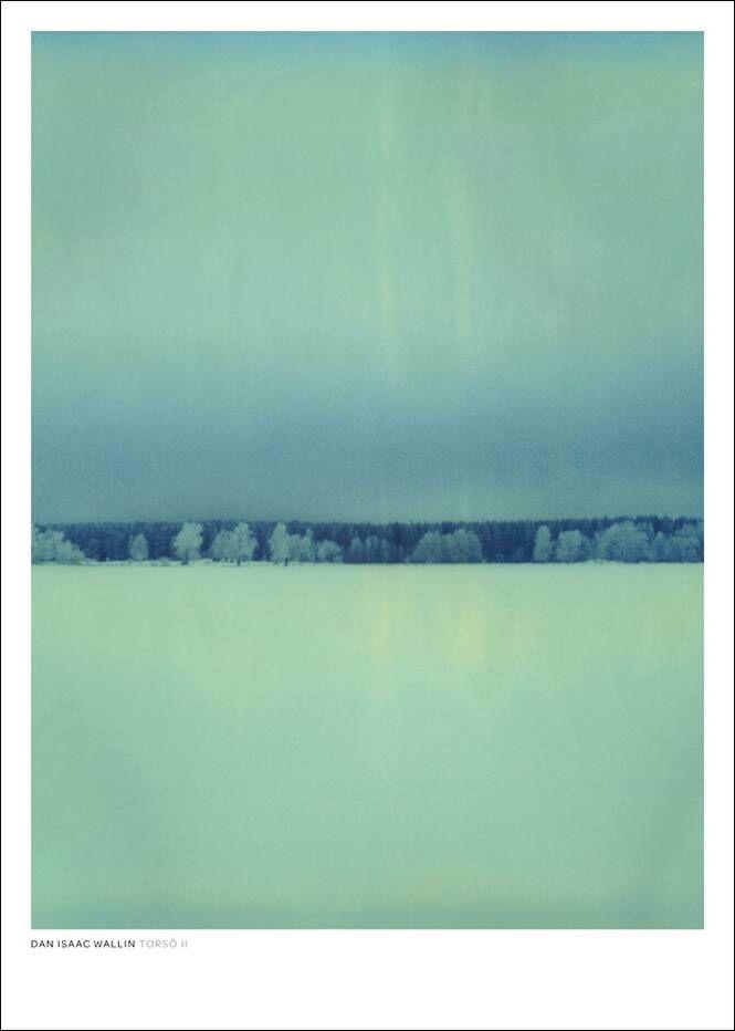 Dan Isaac Wallin Torsö II -juliste 50x70 cm