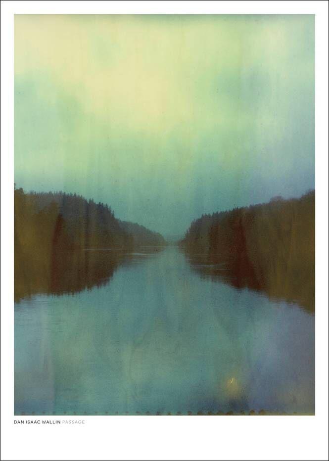 Dan Isaac Wallin Passage-juliste 70x100 cm