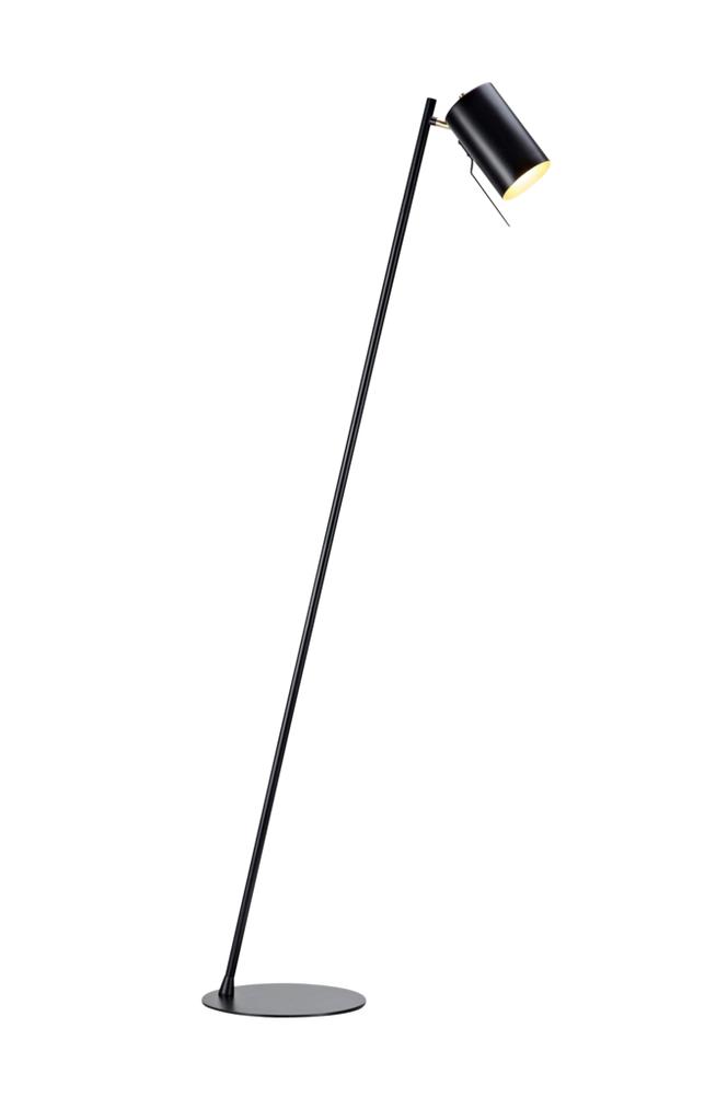 Markslöjd CARRIE-lattiavalaisin Musta/messinginvärinen