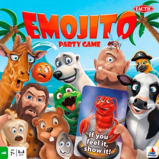 Tactic Emojito-perhepeli