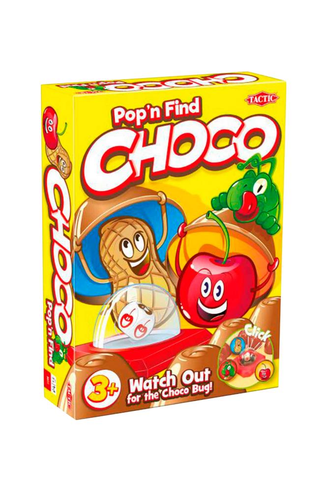 Tactic Choco-peli
