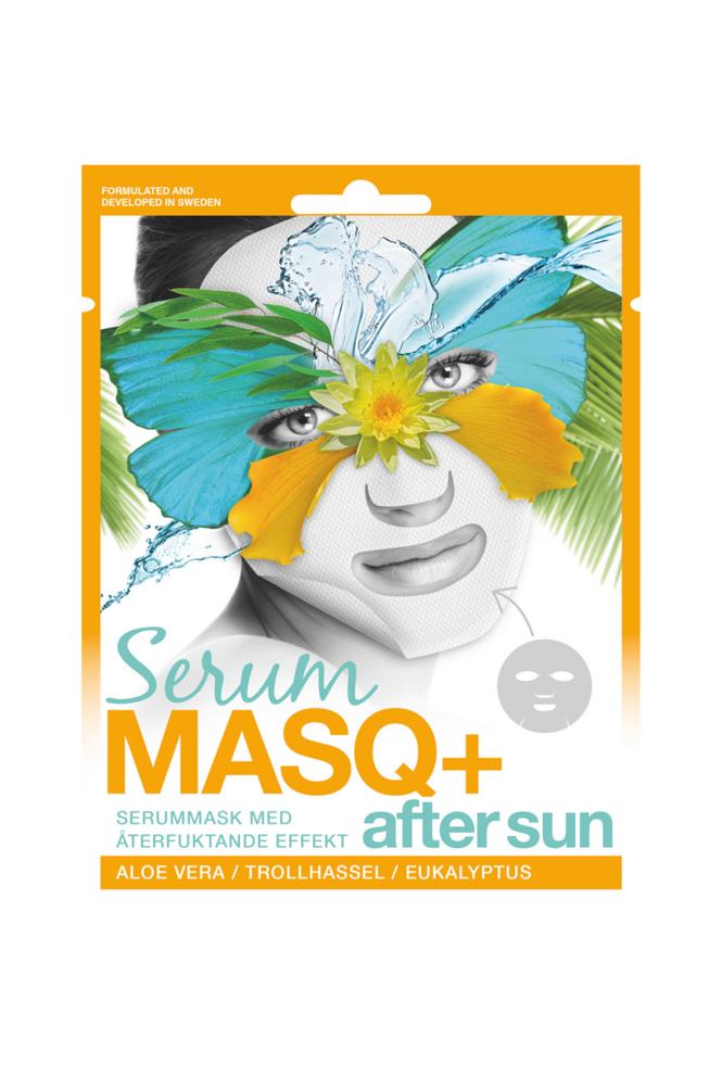 SerumMASQ+ After Sun Sheet mask 1 kpl