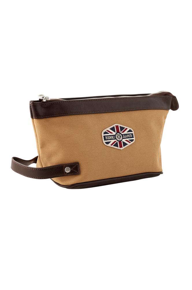 Henri Lloyd Alton Club Branded Washbag -kosmetiikkalaukku