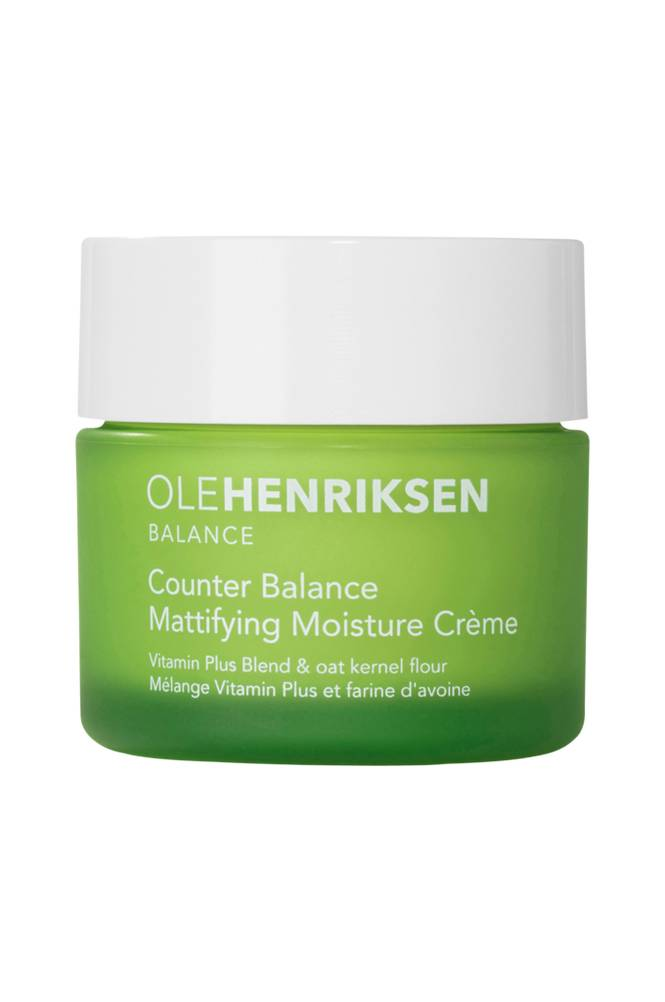 Ole Henriksen COUNTER BALANCE MATTIFYING MOISTURE CREME 50 ML - CONTROLS OIL, MATTIFIES, REFINES