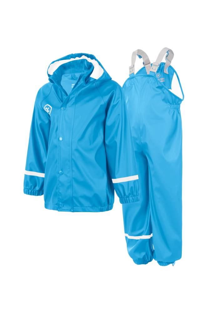 color kids Taxi Rain Set PU sadeasu