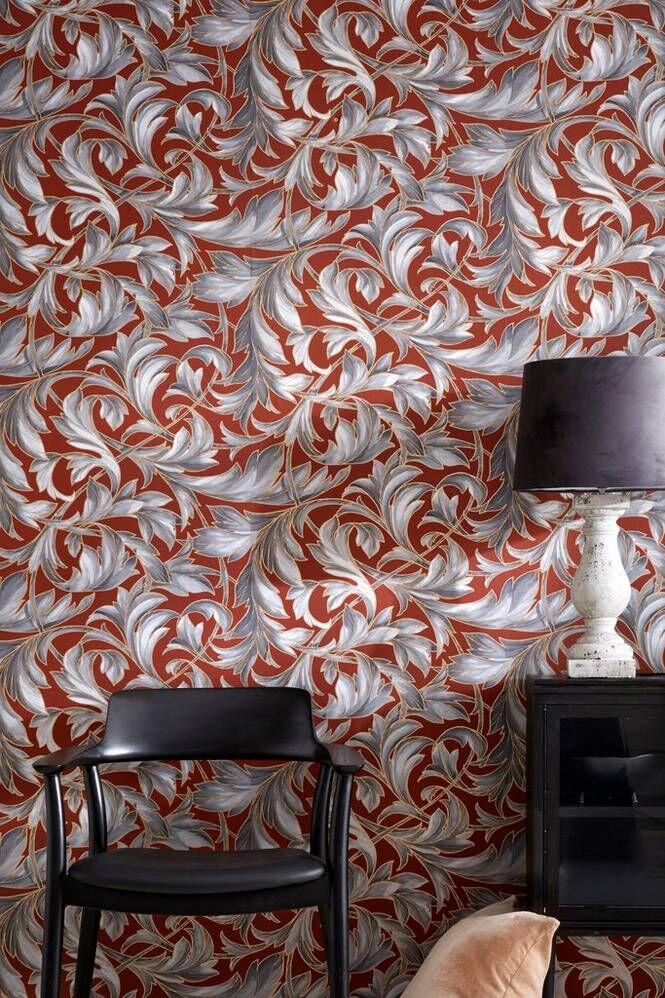 Wallpaper by ellos Ruby-tapetti
