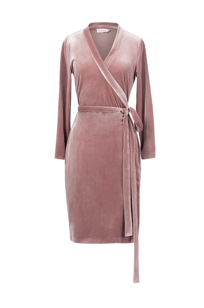 RESIDUS Amy Velvet Dress -mekko