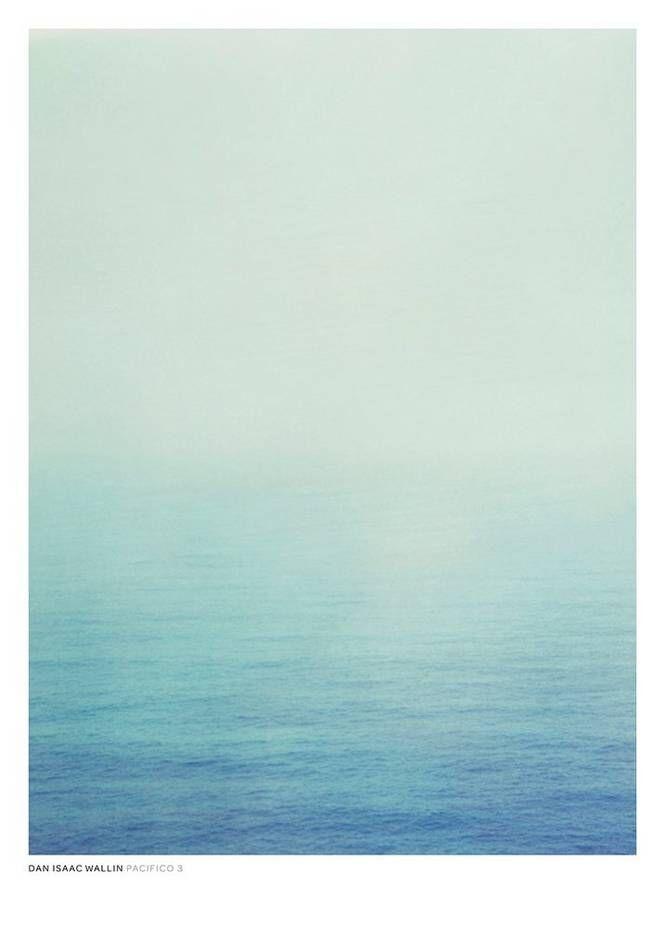 Dan Isaac Wallin Pasifico 3 -juliste, 70 x 100 cm