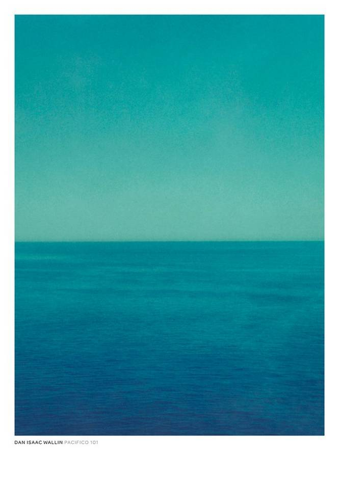 Dan Isaac Wallin Pasifico 101 -juliste, 70 x 100 cm