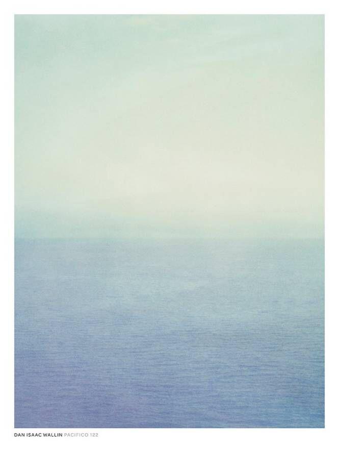 Dan Isaac Wallin Pasifico 122 -juliste, 70 x 50 cm